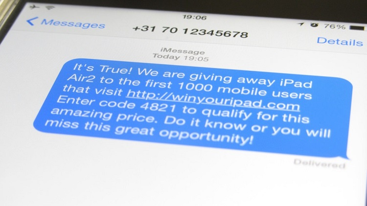 What is Spam Message