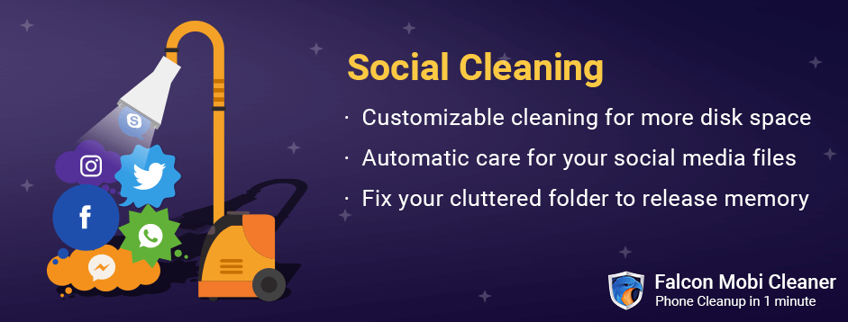 Best Social Cleaner app 2018 for Android Phones