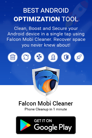 Get it Now Falcon Mobi cleaner