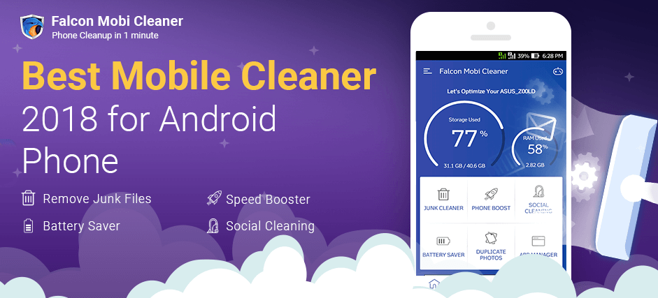 Best Mobile Cleaner App 2018 For Android Phones