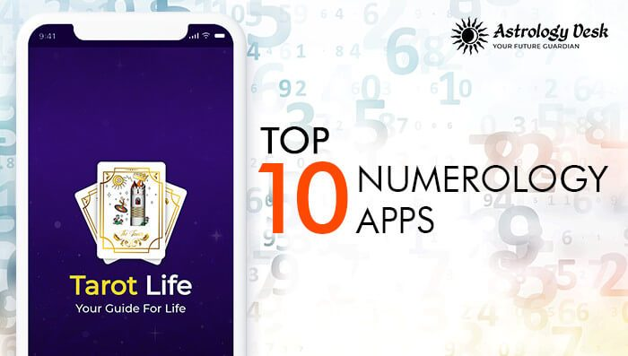 Top 10 Numerology Apps