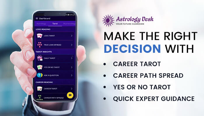 Make the right decision with Career, Yes or No Tarot Guidance