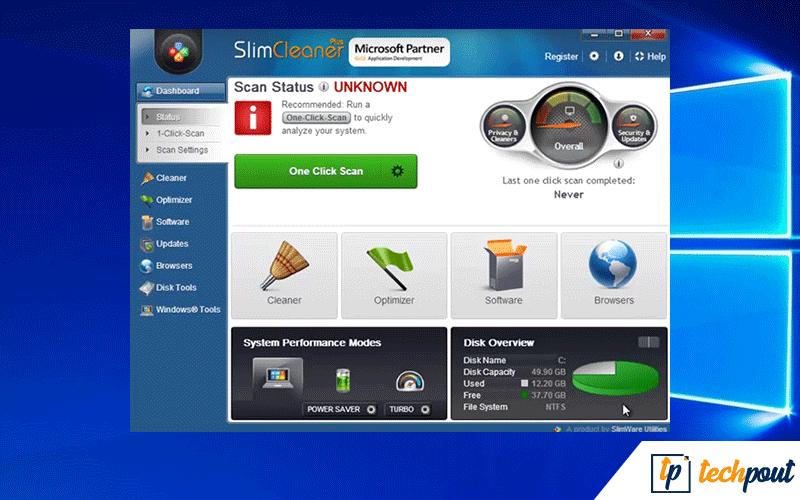 SlimCleaner Free