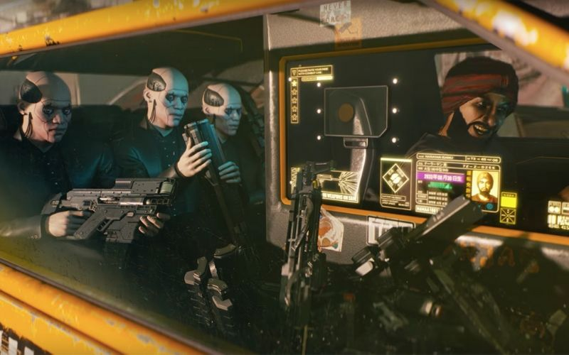 Cyberpunk 2077's System Requirements