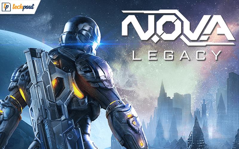 N.O.V.A Legacy - Best Offline Android Game