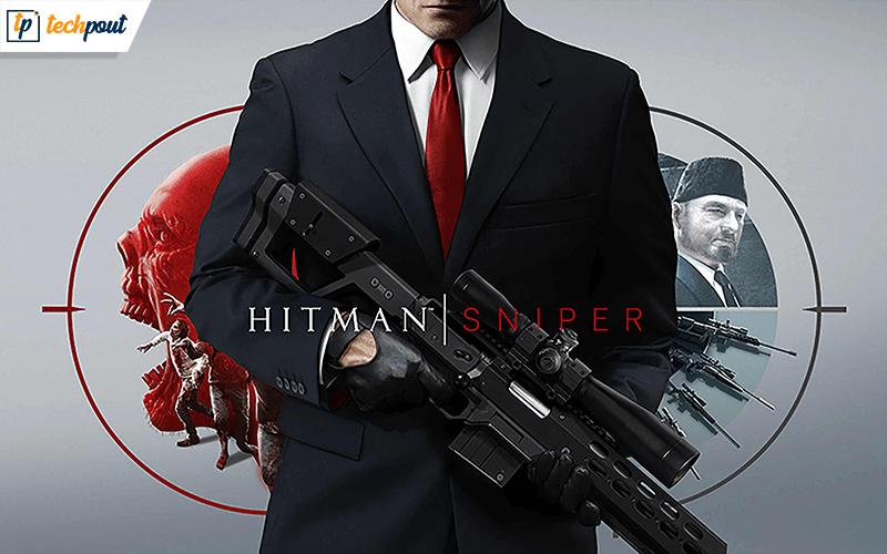 Hitman Sniper - Best Offline Shooting Game