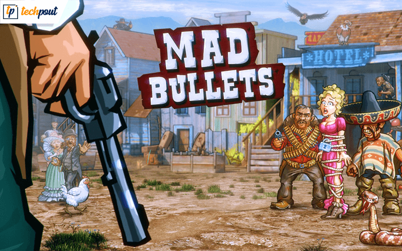Mad Bullets - Free Shooting Game