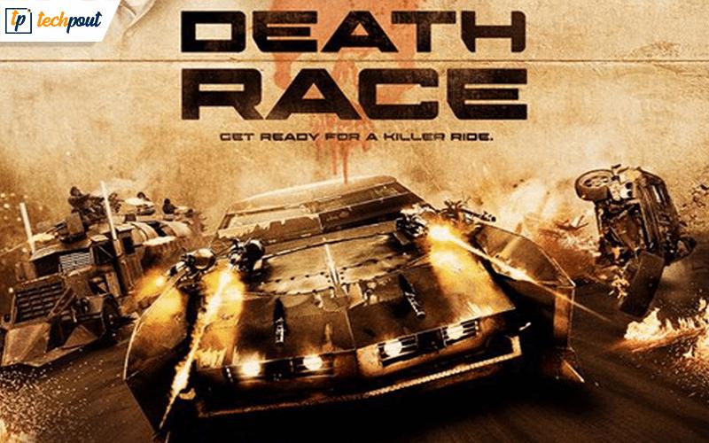 Death Race - Best Free Offline Shooting Game