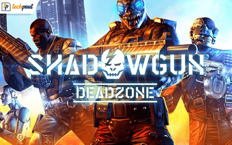 Shadowgun Shooting Game