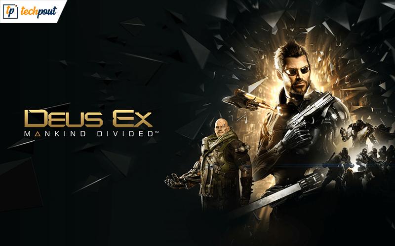 Deus Ex - Best Offline Shooting Game For Android