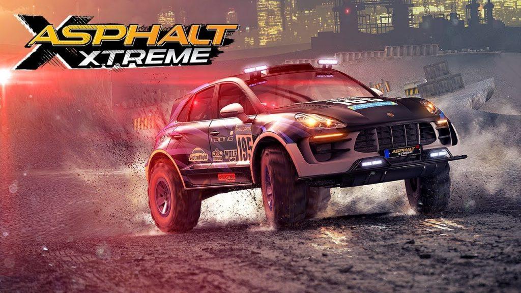 Asphalt Xtreme - Off-Road Racer Game