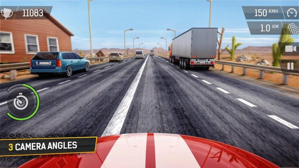 Racing Fever - Muilti Player Racing Game