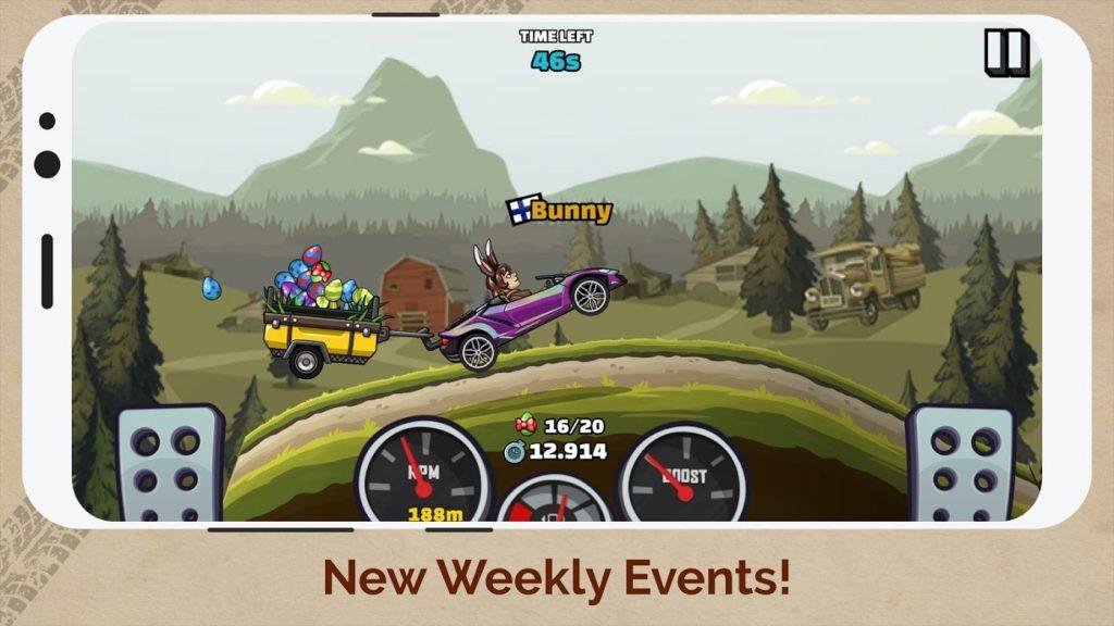 Hill Climbing Racing 2 Game