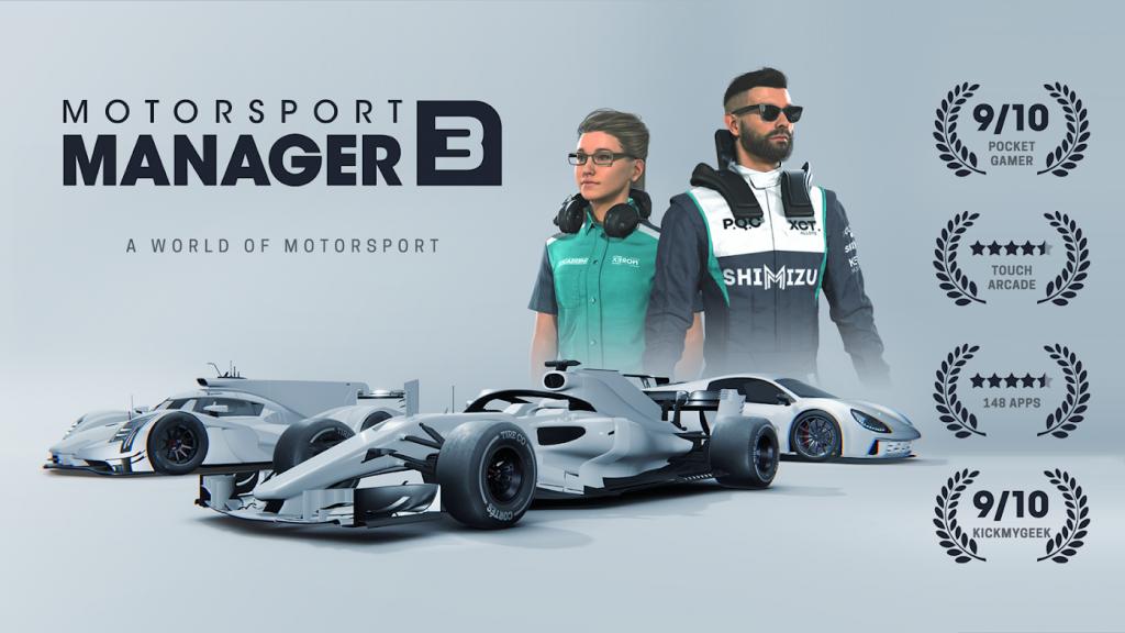 Motorsport Manager Mobile 3 Game