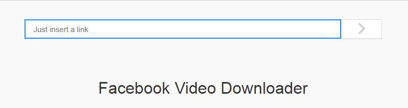 SaveFrom.Net - Download Facebook Videos Online