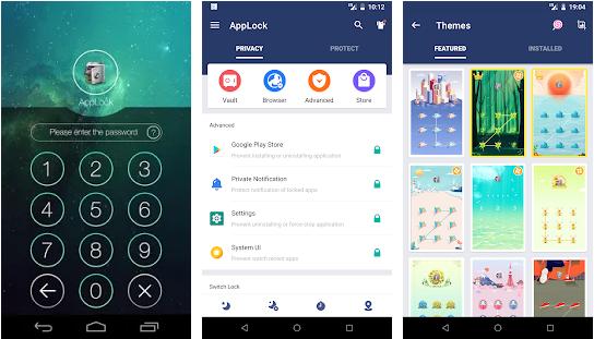 Hide Apps With Applock