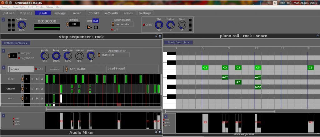 orDrumbox - Beat Maker Software