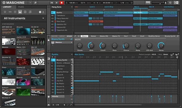 Native Instruments - Music Maker software For Mac and Windows OS