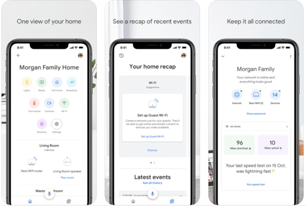 Best Screen Mirroring Apps - Google Home