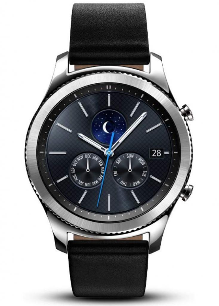 Best Samsung Smartwatch - Samsung Gear S3 Classic