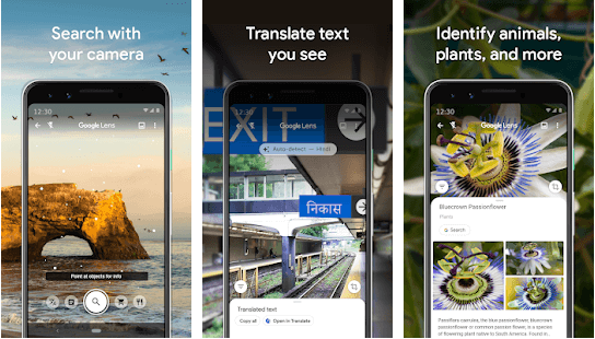 Google Lens - Best Utility Apps For Your Android Mobile