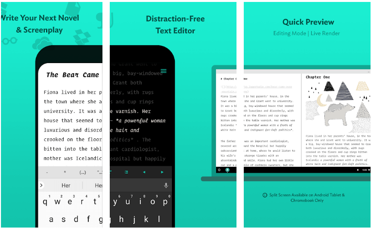 Jotter Pad - Best Text Editing App For Android