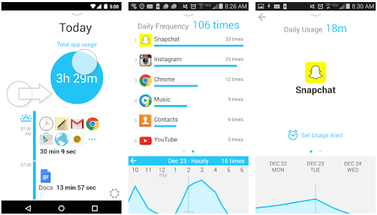 Quality Time - Best Phone Usage Tracker App