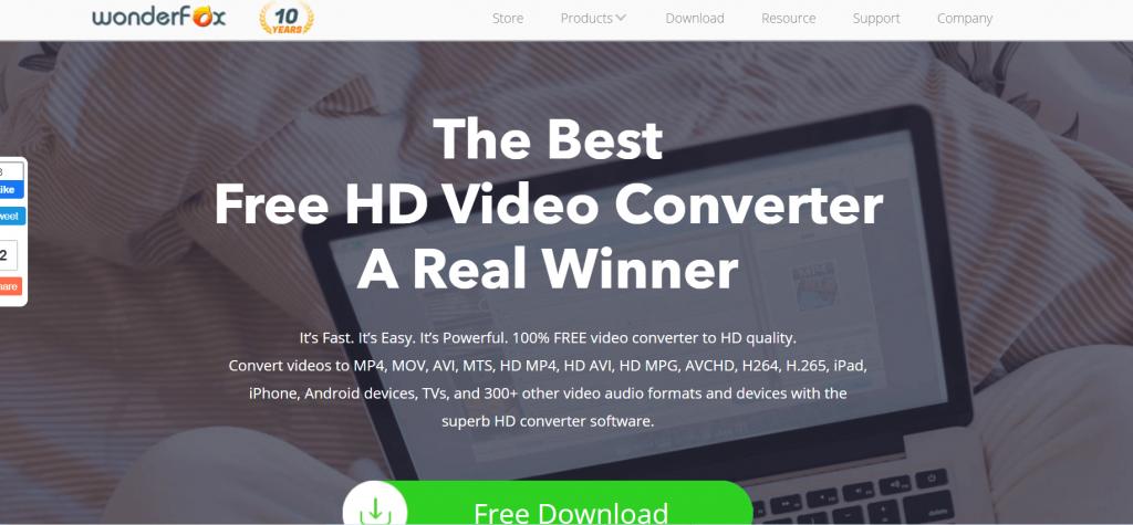 HD Video Converter Factory Software