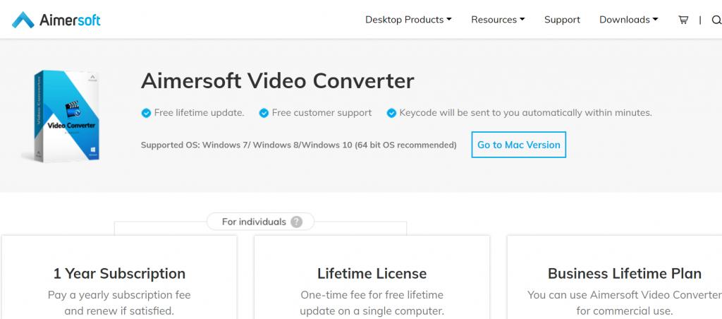 Amiresoft Video Converter Software