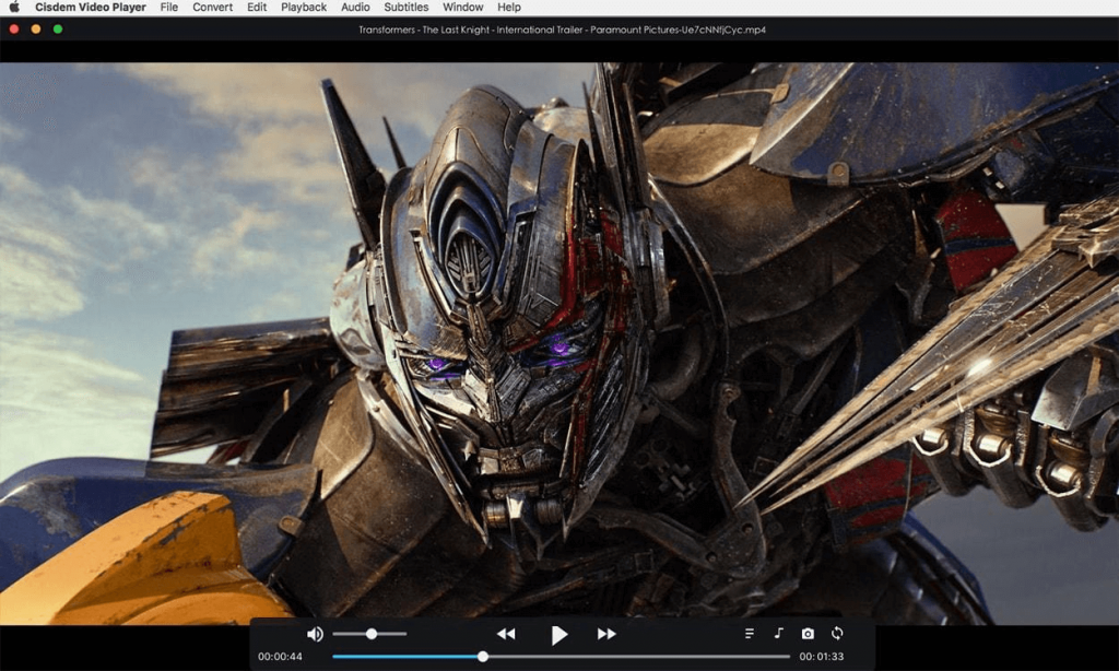 Cisdem Video Player App For Mac Operating System