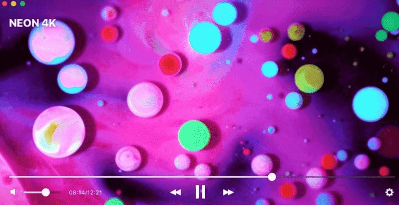 JustPlay - Best Mac Video Player App