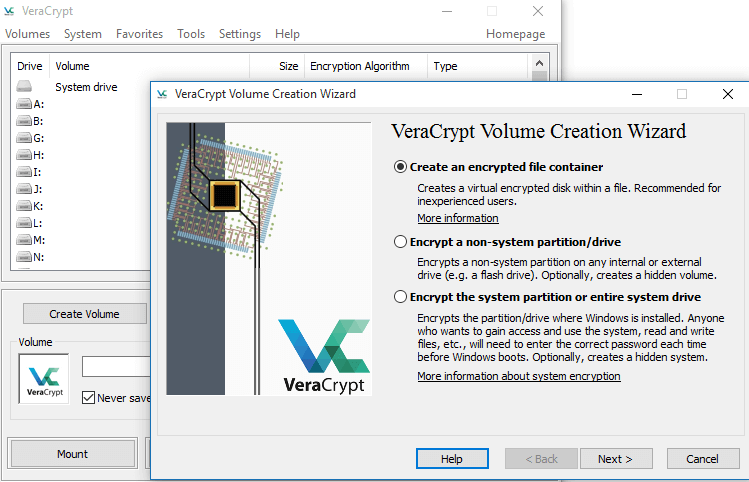 VeraCrypt - Mac Encryption Software