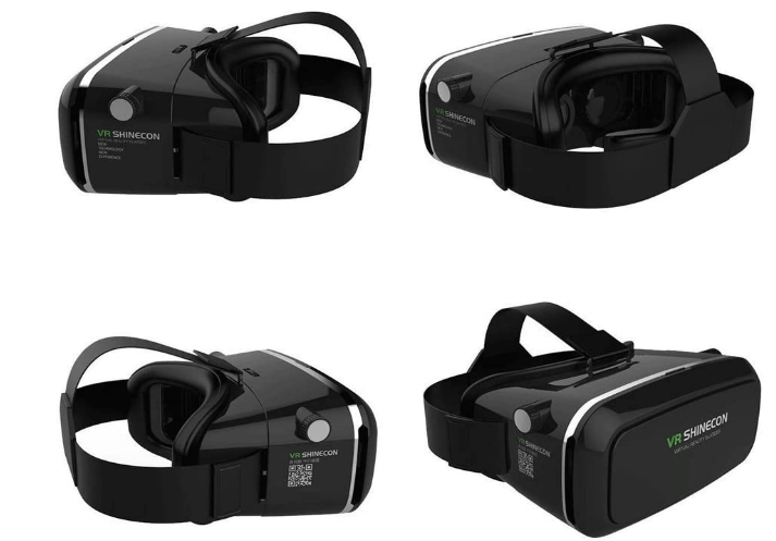 Shinecon 3D VR Headset