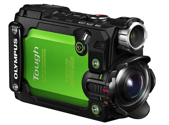 Olympus TG Tracker - Good Alternative to GoPro