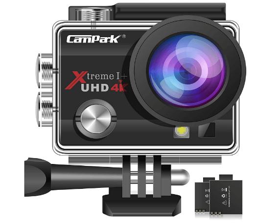 Campark 4K Action Camera