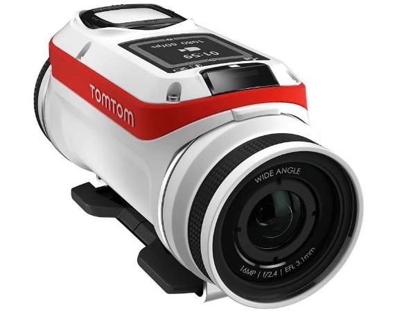 TomTom Bandit - Best GoPro Alternatives of 2020