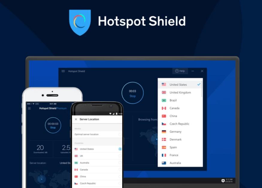 Hotspot Shield - Best Proxy Server For Windows
