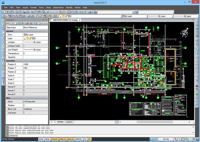 Nano Cad - Best 3D CAD Software