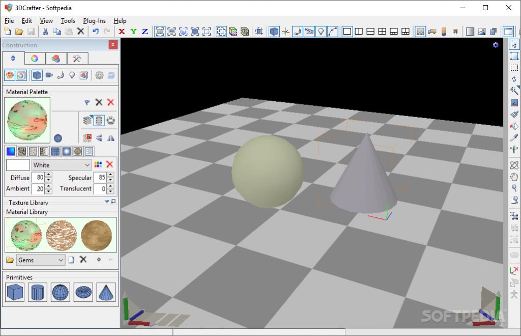 3D Crafter - Best Free 3D CAD Software