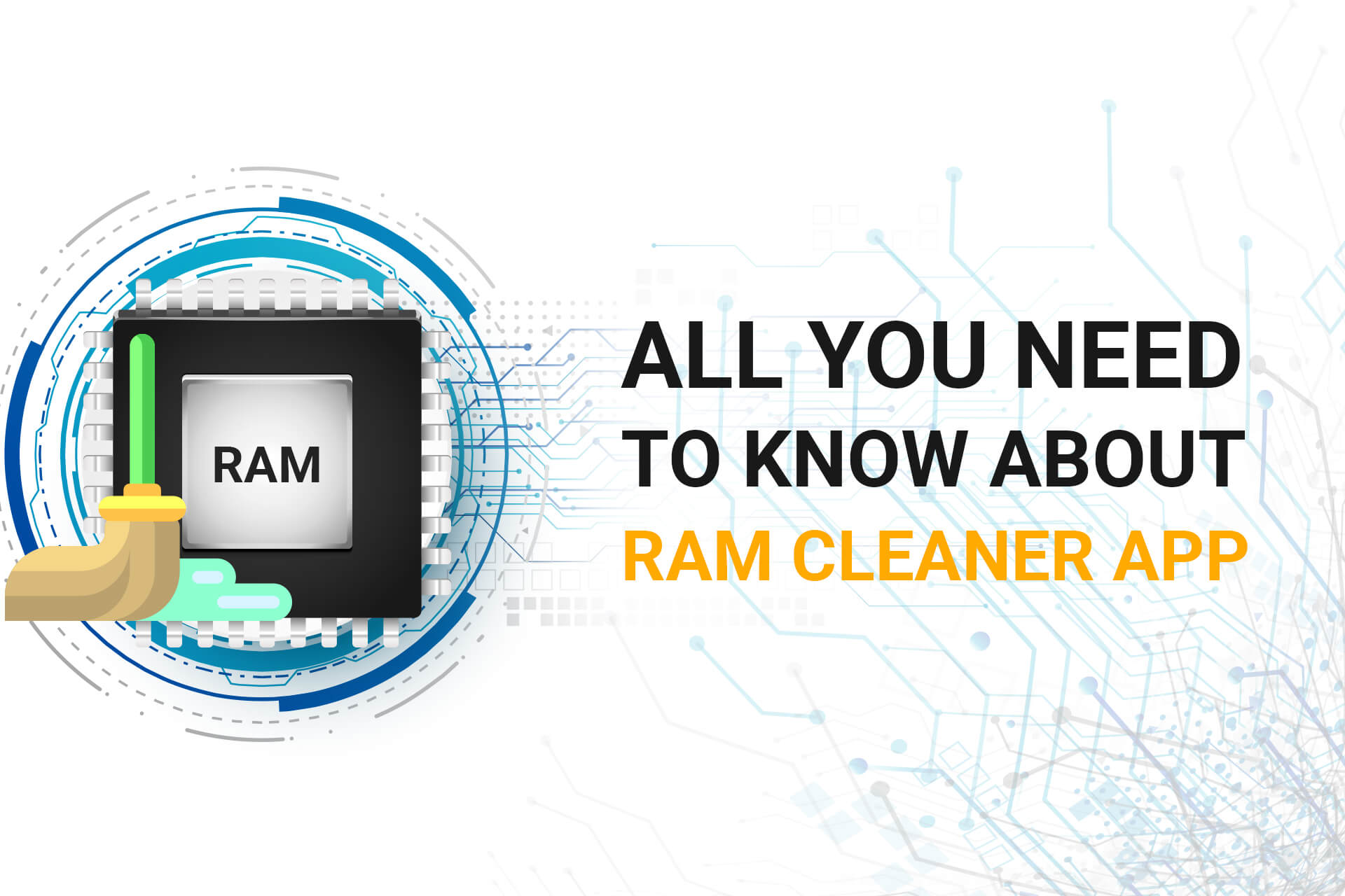 Best Phone Cache and RAM Cleaner App for Android