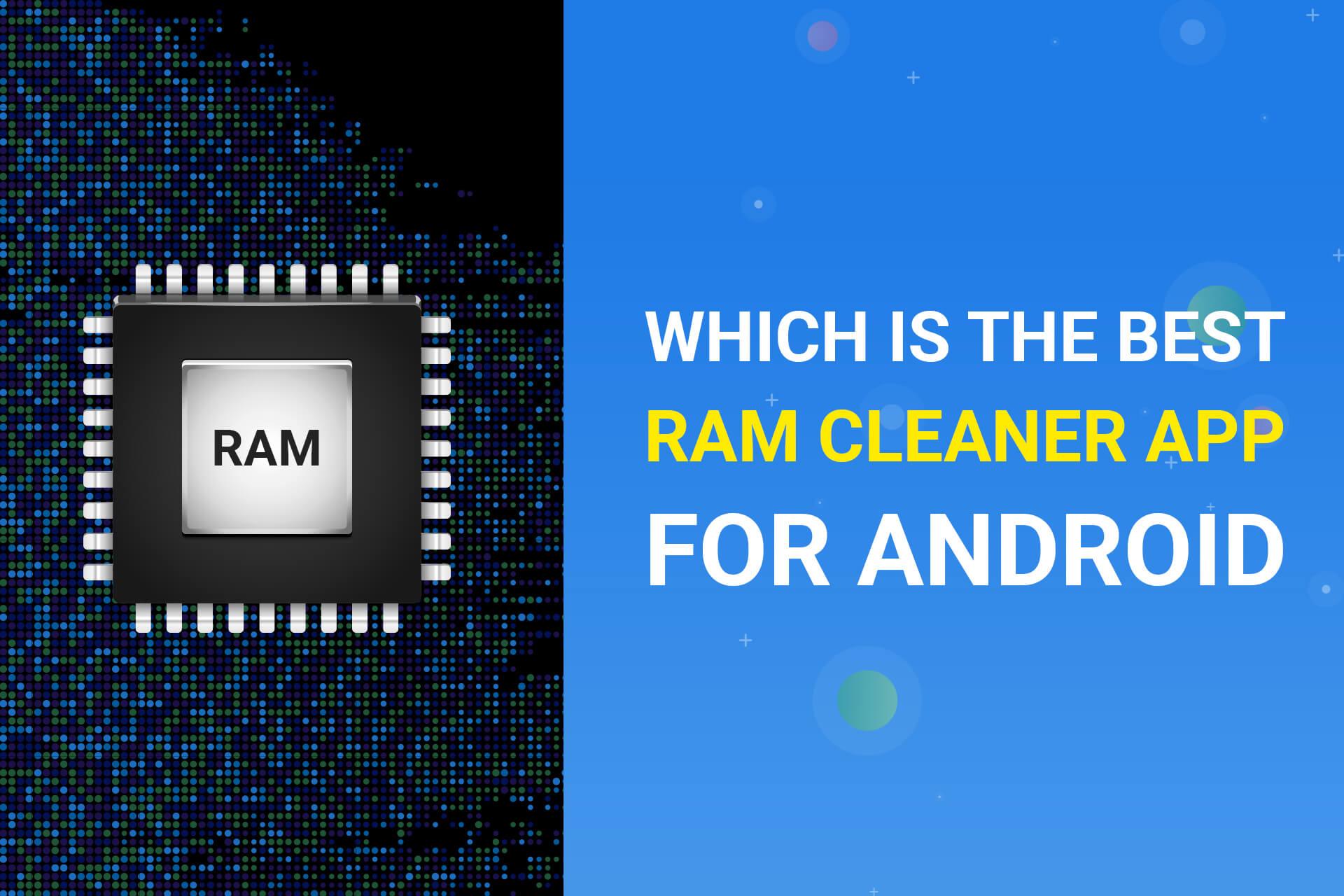 best-ram cleaner-app