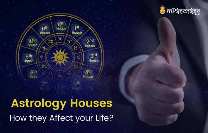 Astrology Houses - How they affect your life