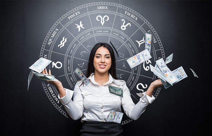 6 Zodiac Signs That Are Most Likely To Be Rich and Wealthy