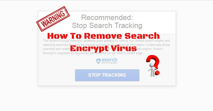 How to remove search encrypt virus