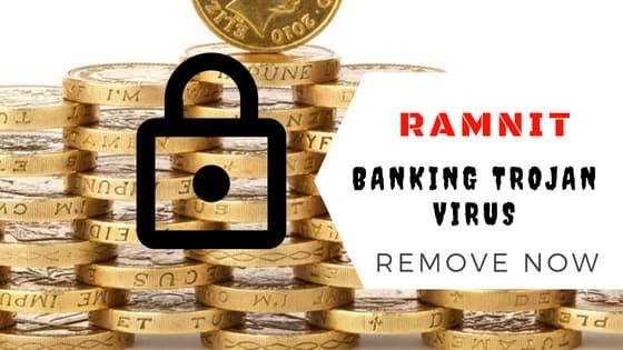 RAMNIT Trojan Virus