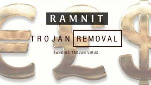 RAMNIT Virus Removal
