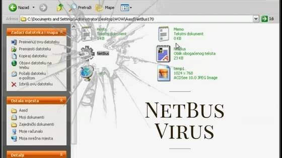 Remove NetBus Virus