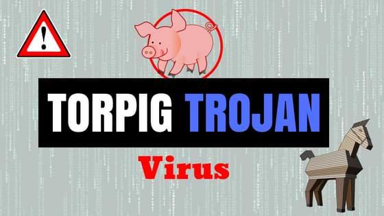 Torpig Trojan Virus