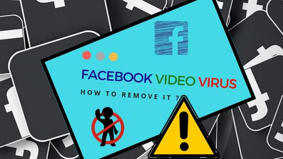 How to Remove Facebook Video Virus