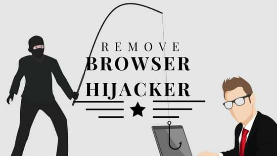 Remove Browser Hijacker